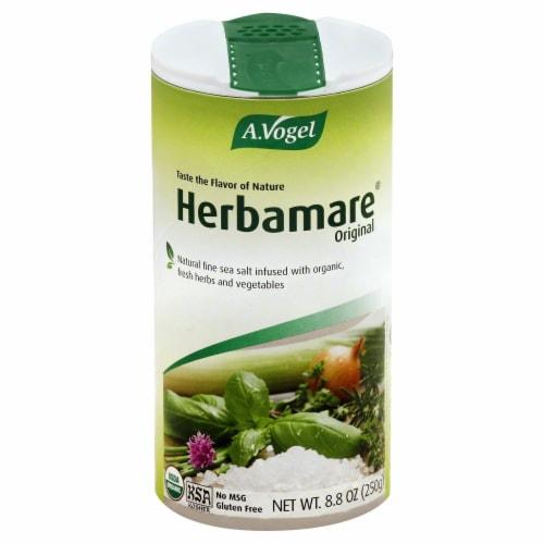 A Vogel Herbamare Herb Seasoning Salt Perspective: front