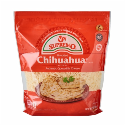 VV Supremo Chihuaua Shredded Cheese Perspective: front
