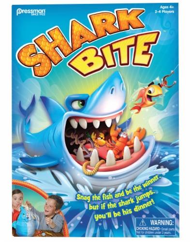 Pressman Shark Bite Game Perspective: front