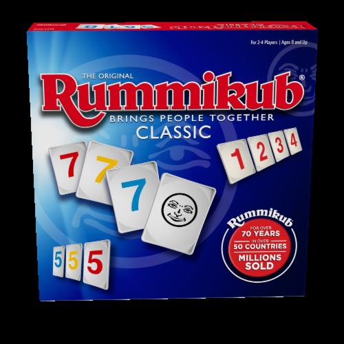 Pressman The Original Rummikub Classic Game Perspective: front