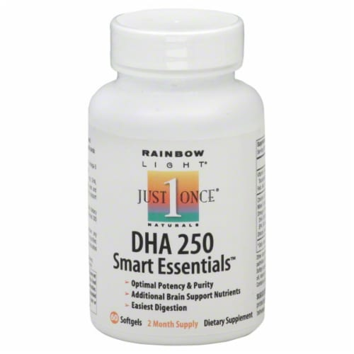 Rainbow Light Prenatal Dha Smart Essntl Perspective: front