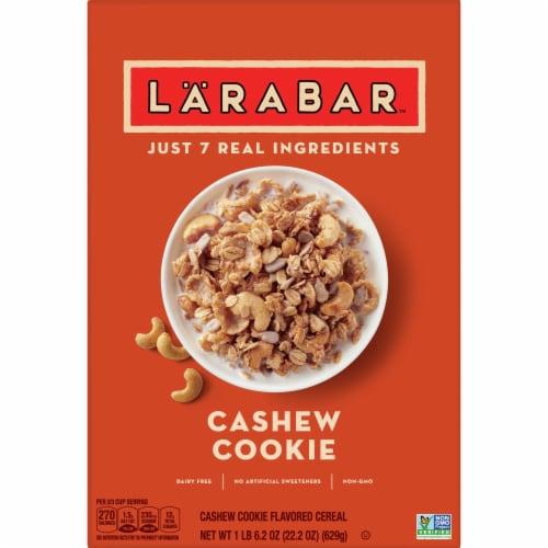 Larabar Cashew Cookie Cereal Perspective: front