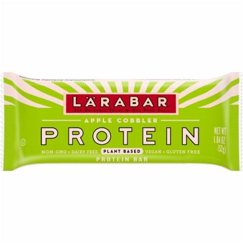 Larabar Apple Cobbler Protein Bar Perspective: front