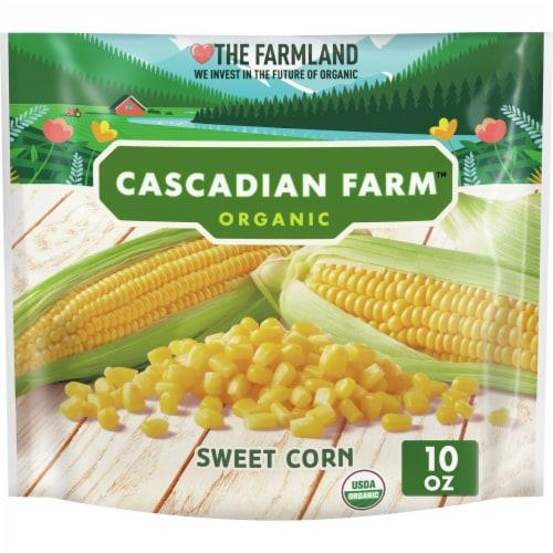 Cascadian Farm™ Premium Organic Sweet Corn Perspective: front