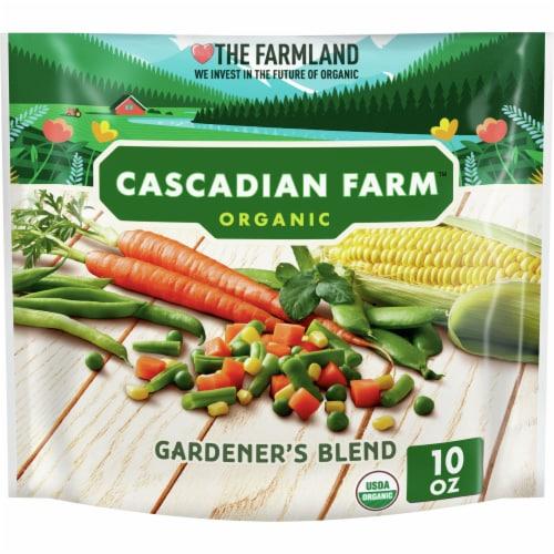 Cascadian Farm Organic Gardener's Blend Perspective: front