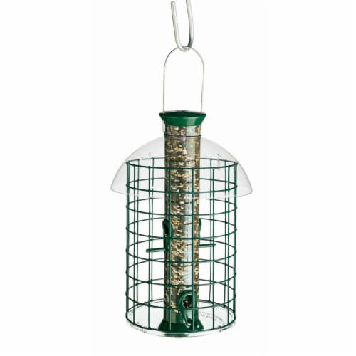 Droll Yankees Sunflower Domed Cage Perspective: front