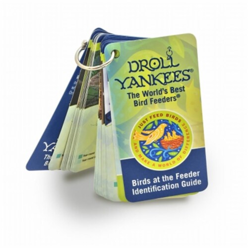 Droll Yankees JFB-IDBK Just Feed Birds Info Booklets Perspective: front