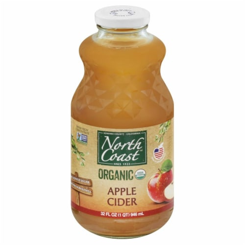 North Coast Apple Cider Perspective: front
