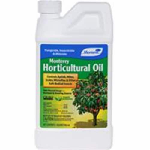 Monterey 046081 32 oz Monterey Horticultural Oil Concentrate Perspective: front