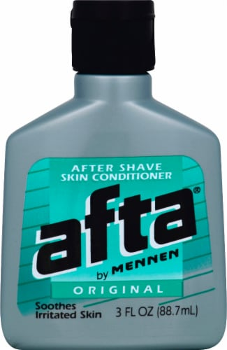 Afta by Mennen Original Scent After Shave Skin Conditioner Perspective: front