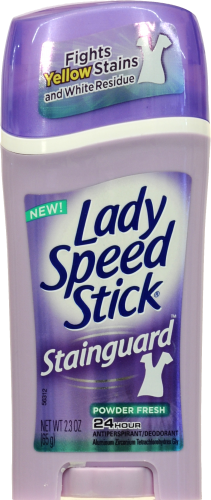 Lady Speed Stick Stainguard Daringly Fresh Deodorant Perspective: front