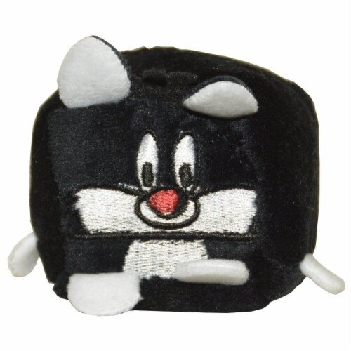 Kawaii Cubes Series 1 Small WB Character Plush - Sylvester Perspective: front