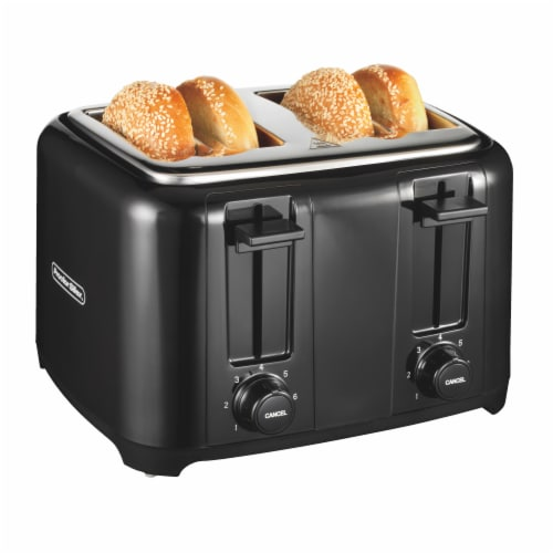 Proctor Silex® 4 Slice Cool Touch Toaster Perspective: front
