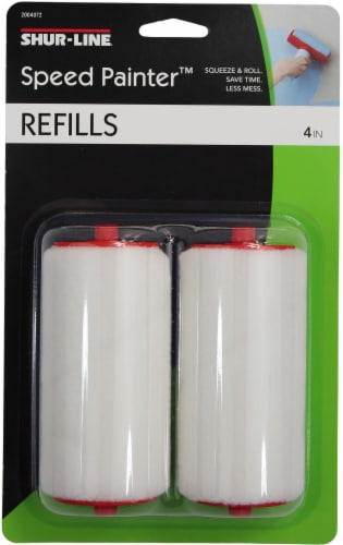 Shur-Line Speed Painter™ Roller Cover Refills - 2 pk Perspective: front