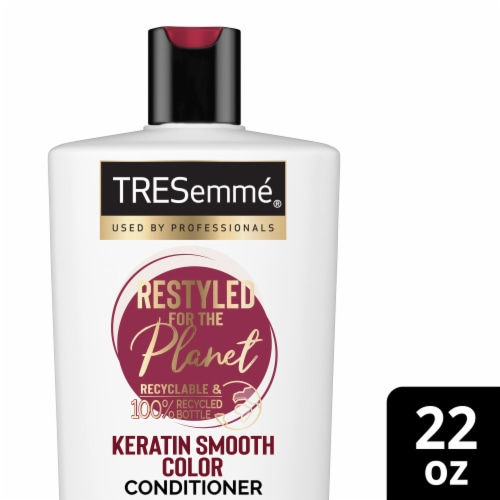 TRESemme Keratin Smooth Color-Treated Hair Conditioner Perspective: front