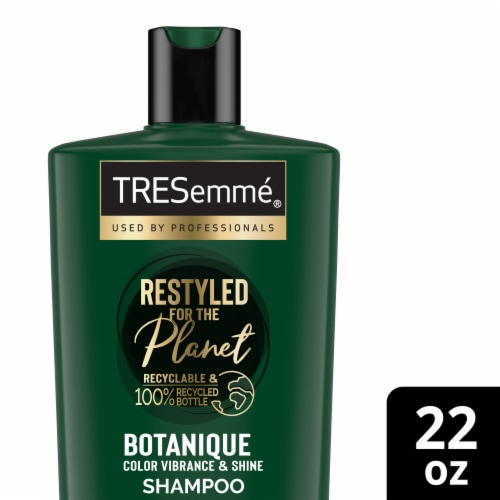 Tresemme Pomegranate & Camellia Oil Botanique Color Vibrance & Shine Low Lather Shampoo Perspective: front