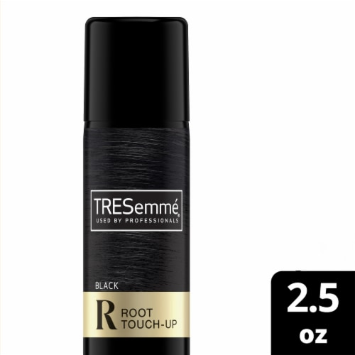 TRESemme Root Touch-Up Black Temporary Hair Color Perspective: front
