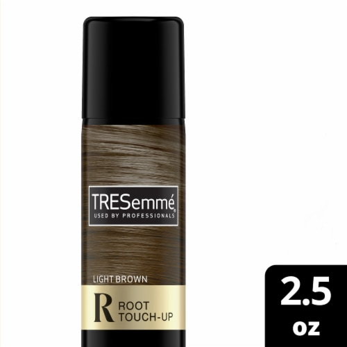 TRESemme Light Brown Root Touch-Up Temporary Hair Color Perspective: front
