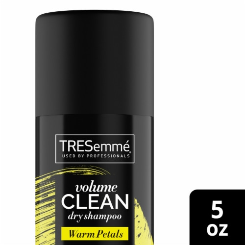 TRESemme Volumizing Dry Shampoo Perspective: front