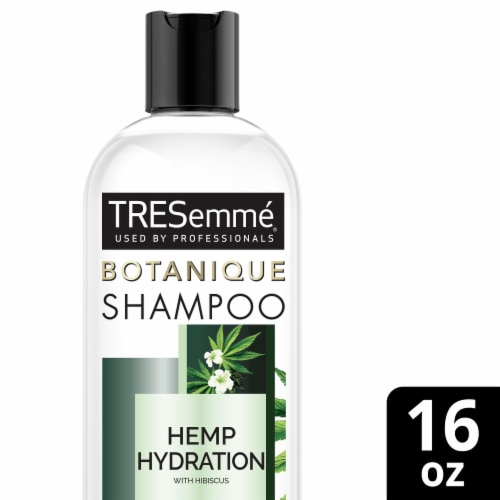 TRESemme Botanique Hemp Hydration Sulfate Free Shampoo Perspective: front