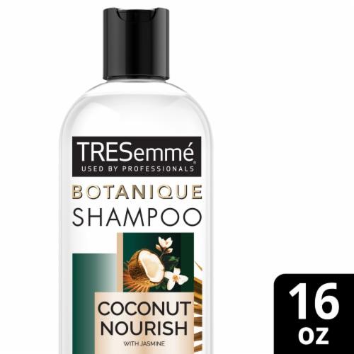 TRESemme Botanique Coconut Nourish Shampoo Sulfate Free Perspective: front