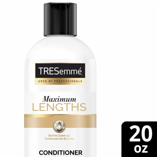 Tresemme Max Lengths Conditioner Perspective: front