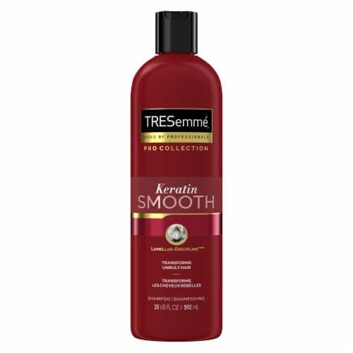 TRESemme Keratin Smooth Shampoo Perspective: front