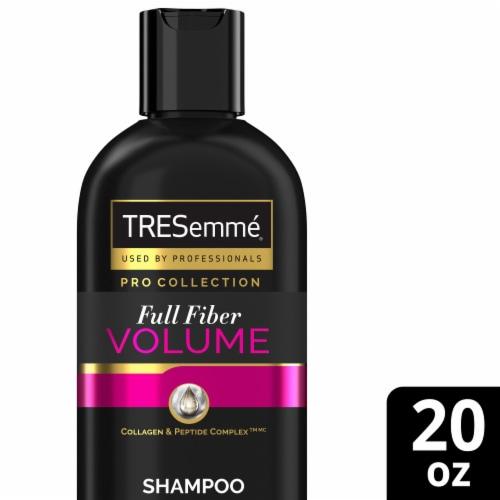 TRESemme Fiber Full Volume Shampoo Perspective: front