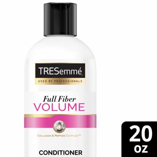 TRESemme FIber Full Volume Conditioner Perspective: front