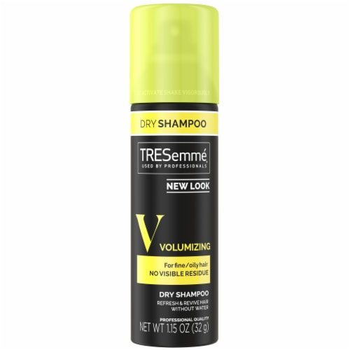 TRESemme Fresh Start Volumizing Dry Shampoo Perspective: front