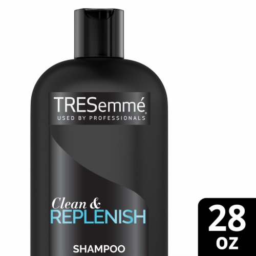 TRESemme Clean & Replenish 2 in 1 Shampoo + Conditioner Perspective: front