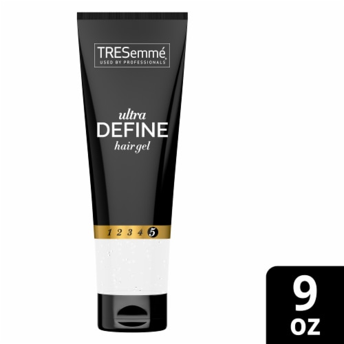 TREsemme Ultra Firm Hair Gel Perspective: front