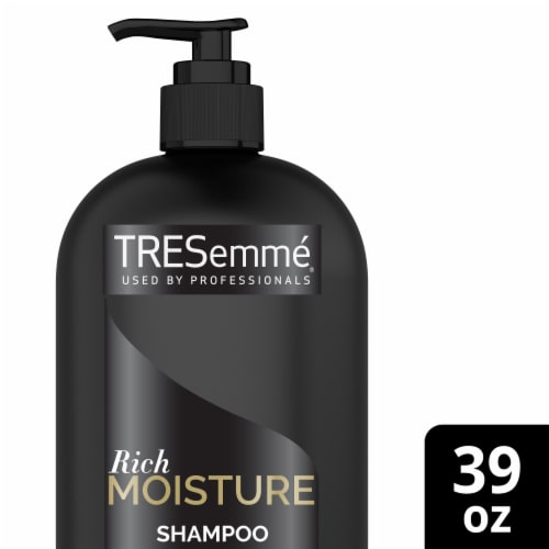 TRESemme Moisture Rich Shampoo Perspective: front