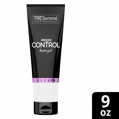 TRESemme Tres Mega Firm Control Hair Gel Perspective: front