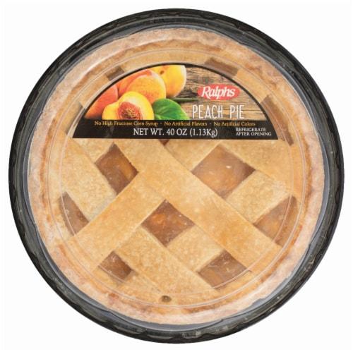Ralphs Peach Pie Perspective: front