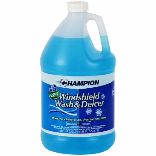Champion Windshield Wash & Deicer Perspective: front