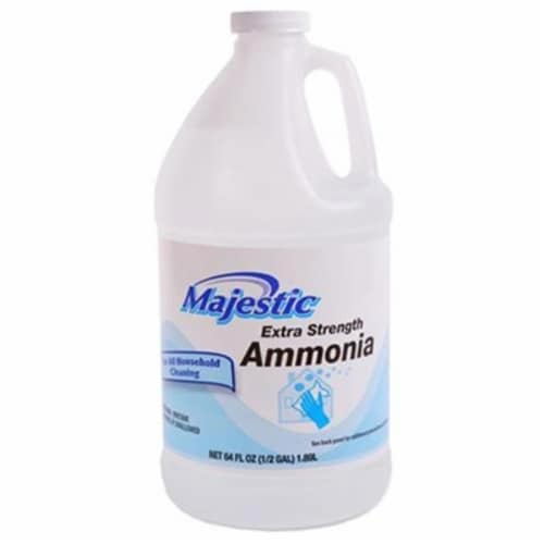 Sunbrite 64 Oz. Extra-Strength Clear Ammonia SB150001 Pack of 8 Perspective: front