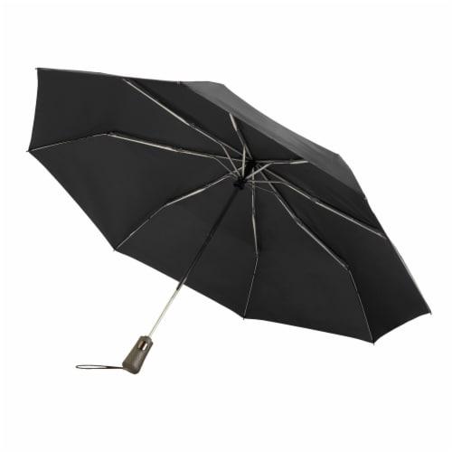 Totes Super Strong Titan® Men's Umbrella Perspective: front