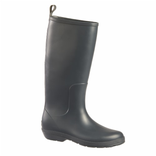 Totes® Women's Claire Tall Rain Boots - Mineral Perspective: front