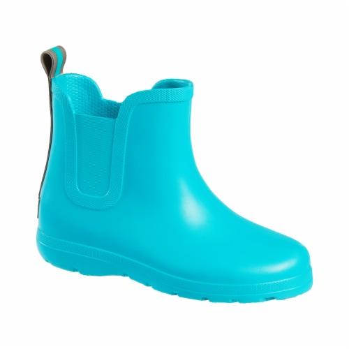 Totes® Kid's Chelsea Short Rain Boots - Splash Perspective: front