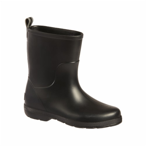 Totes® Kid's Charley Tall Rain Boots - Black Perspective: front