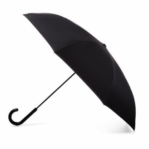 Totes Reverse Close Umbrella Perspective: front