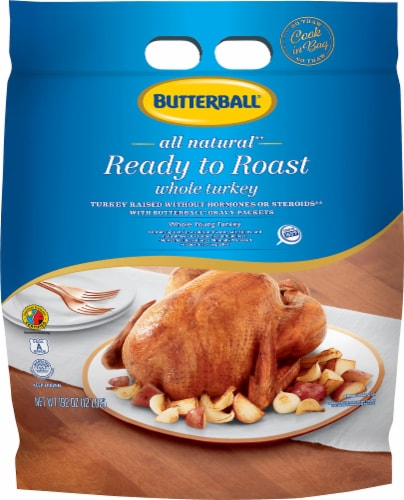 Butterball Every Day Ready To Roast Whole Young Turkey Perspective: front