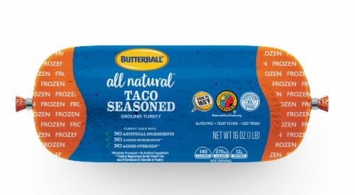 Butterball Ground Turkey Perspective: front