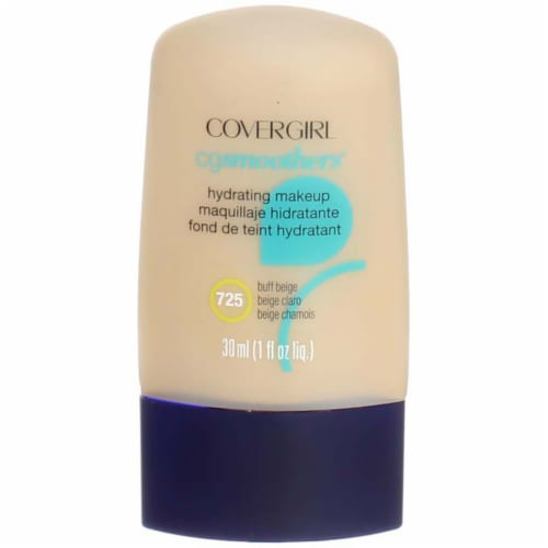 CoverGirl Aqua Smoothers Buff Beige Foundation Perspective: front