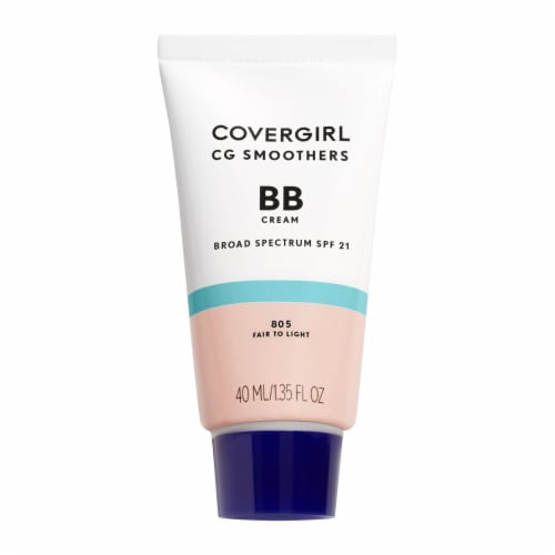 CoverGirl CG Smoothers 805 Fair to Light BB Cream Perspective: front