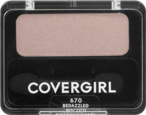 CoverGirl Eye Enhancers 670 Bedazzled Biscotti Eye Shadow Perspective: front