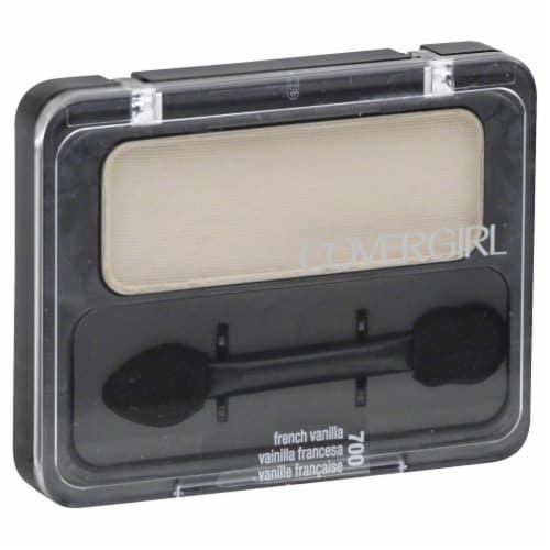 CoverGirl French Vanilla 700 Single Eyeshadow Perspective: front