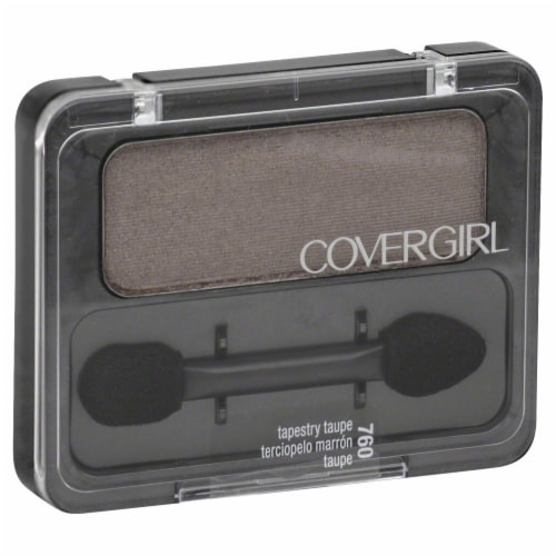 CoverGirl Eye Enhancers Tapestry Taupe Eyeshadow Perspective: front