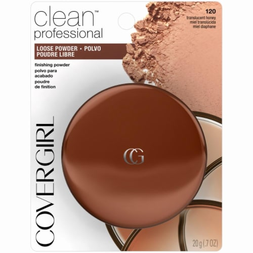 CoverGirl Professional Loose Honey Powder Perspective: front